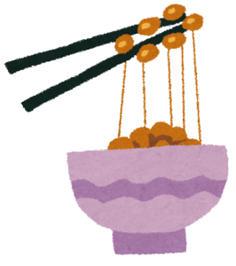 納豆イラスト