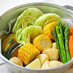 蒸し野菜イメージ